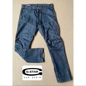 G-Star Raw men 5620 3D tapered denim jeans W29 L30